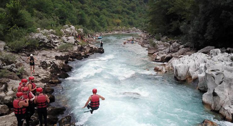 Rafting Konjic